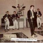 Ivey's League Playing at Valdosta City Auditorium